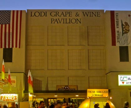 See you at the 2010 Lodi Grape Festival & Harvest Fair!