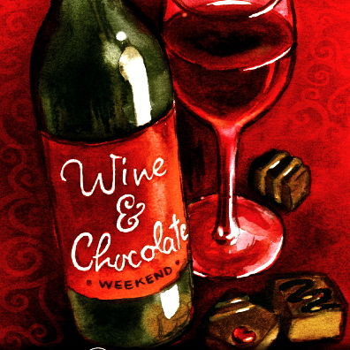 Guide to Lodi's Wine & Chocolate weekend