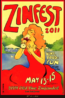 Plan your ZinFest wines ahead!