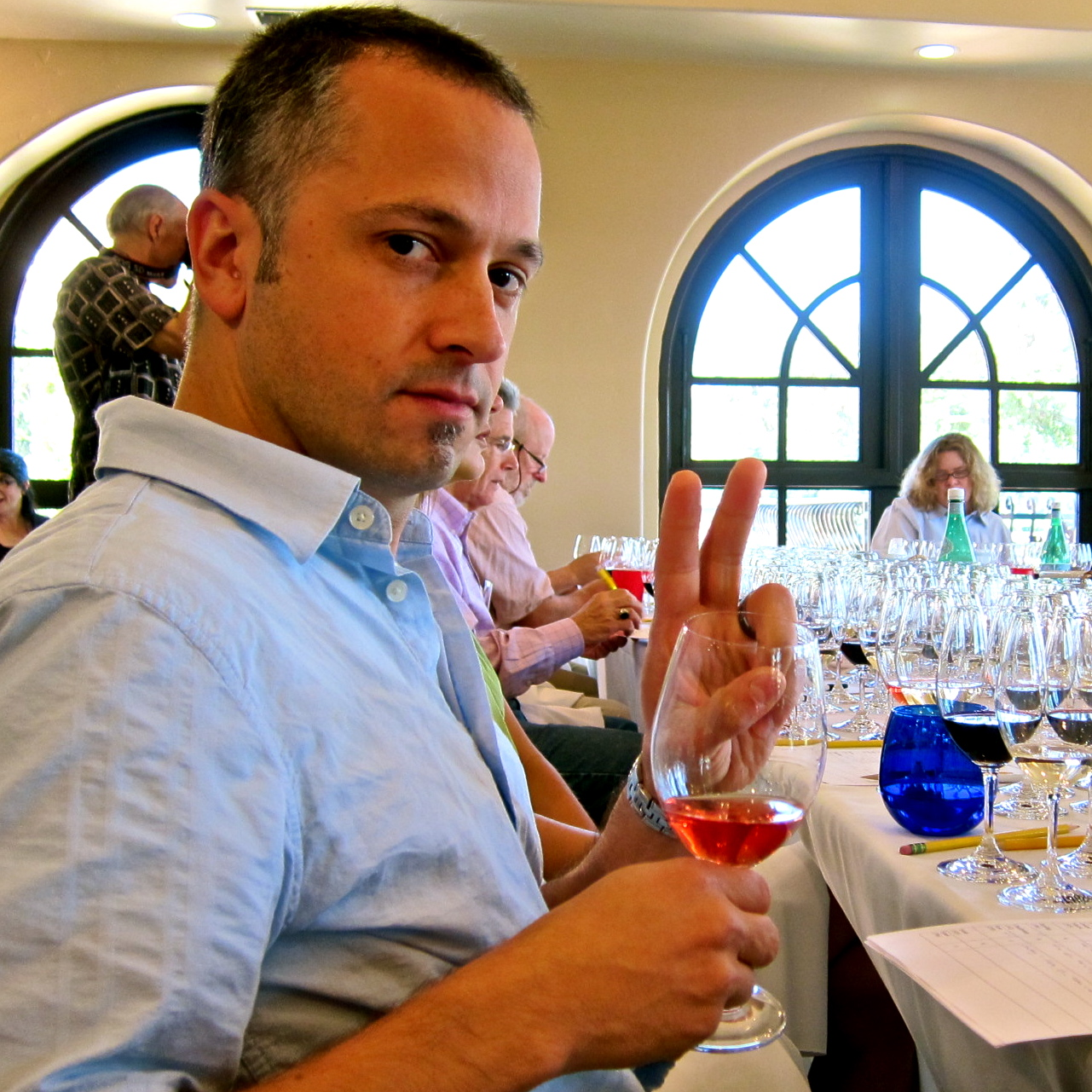 Wine 101: tasting & talking