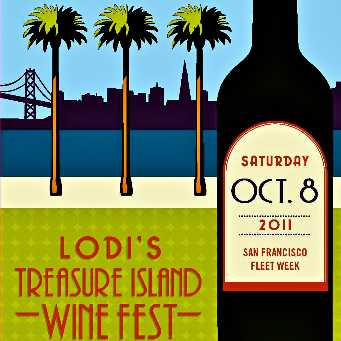 27 reasons to be at Treasure Island fest