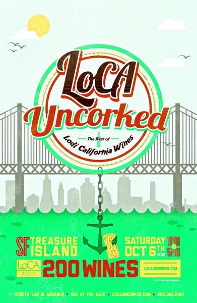 LoCA Uncorked