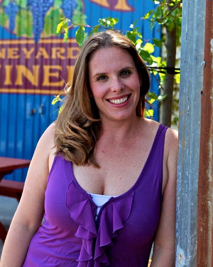 Winemaker Susan Ripken