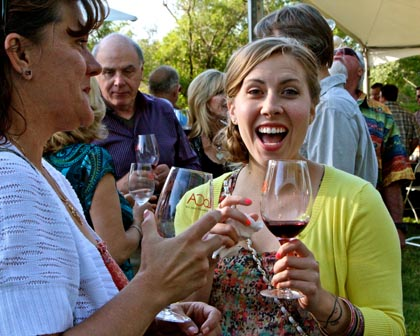 May: wine lovers at Lodi's annual ZinFest