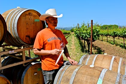 "Forlorn Hope's Matthew Rorick will be joining the cutting-edge group of ""Lodi Outsider""-winemakers at the 2014 ZinFest Wine School"