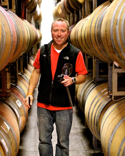 "Adam Webb of Odisea/Cochon will be the fourth winemaker on our ZinFest Wine School ""Lodi Outsiders"" panel"
