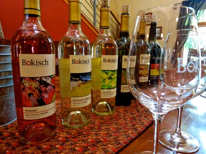 Bokisch Vineyards' Spring 2014 releases