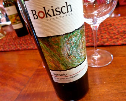 Bokisch Vineyards Verdejo