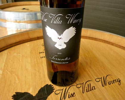Wise Villa Winery Torrontés