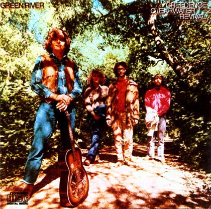 """Lodi"" was also on Creedance Clearwater Revival's 1969 Green River album"