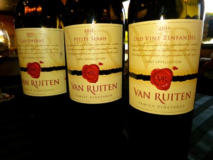 Van Ruiten Family Vineyards Wines