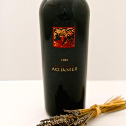 Mettler Family Vineyards' 2012 Lodi Aglianico