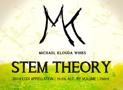 Michael Klouda Wines Stem Theory