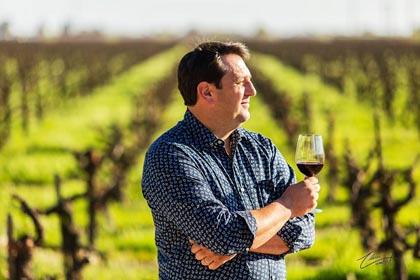 Wine journalist Deborah Parker Wong blind tasting Lodi Zinfandels