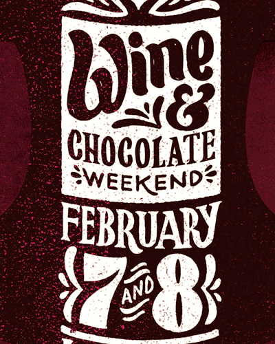 Wine & Chocolate Weekend