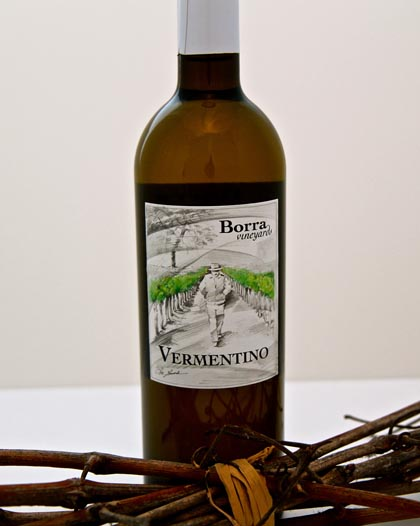 Borra Vineyards Vermentino
