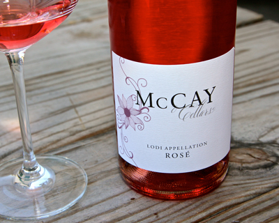 McCay Cellars' Lot 13 Vineyard Zinfandel