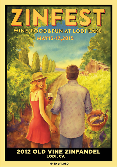 ZinFest: Wine Food & Fun at Lodi Lake