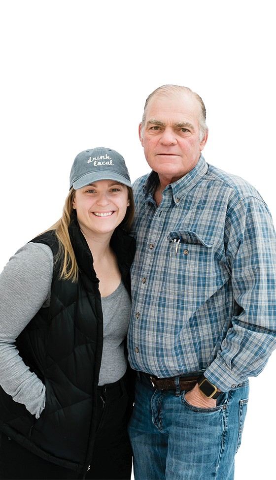 Jacylyn and Bill Stokes