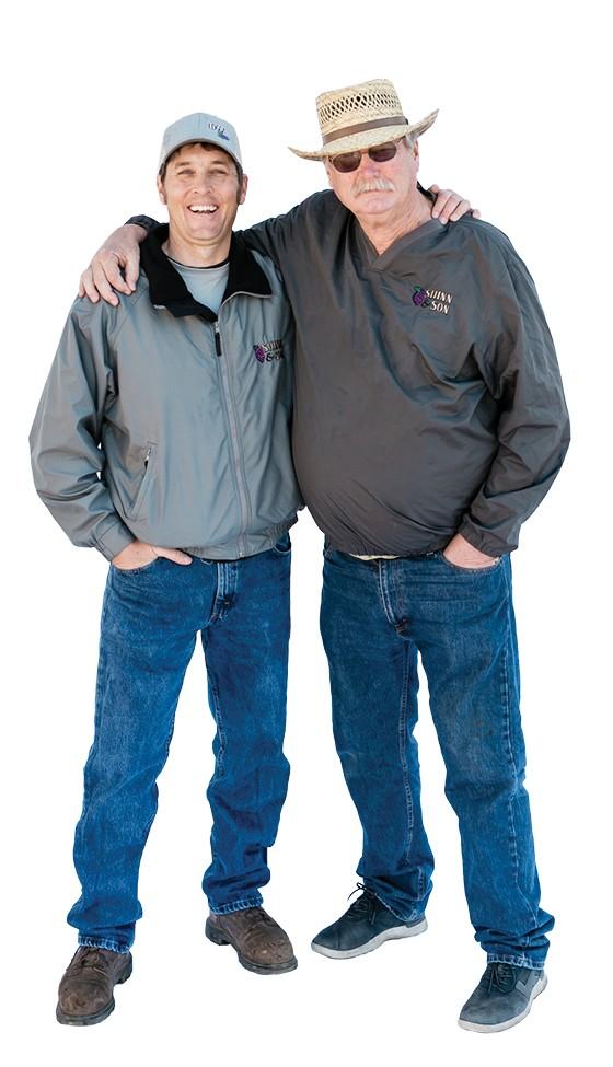 Bill & John Shinn