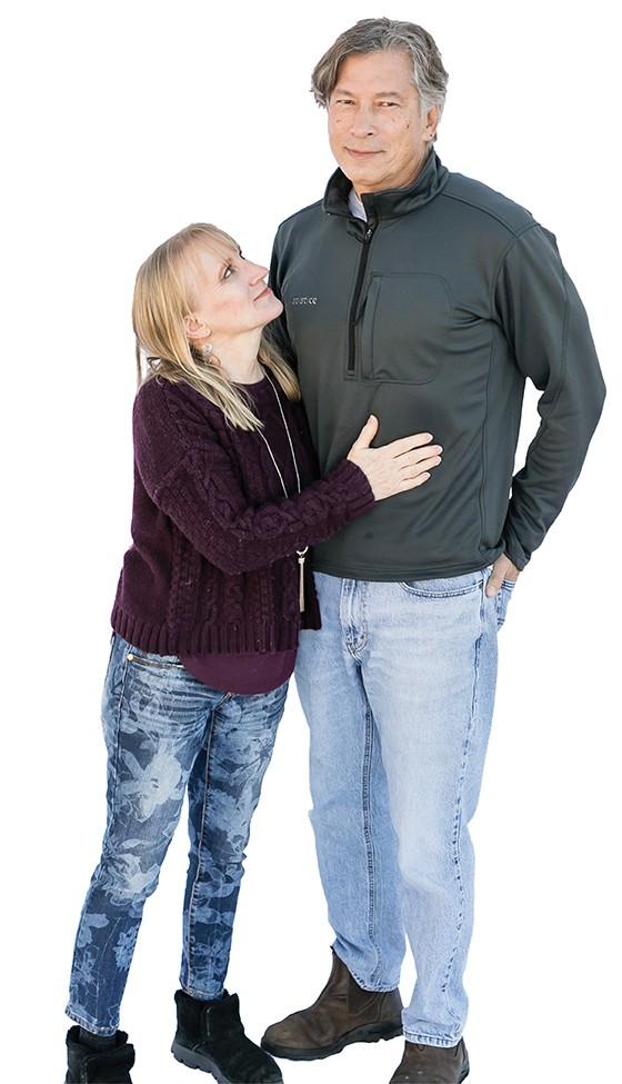 John & Lisa Gash