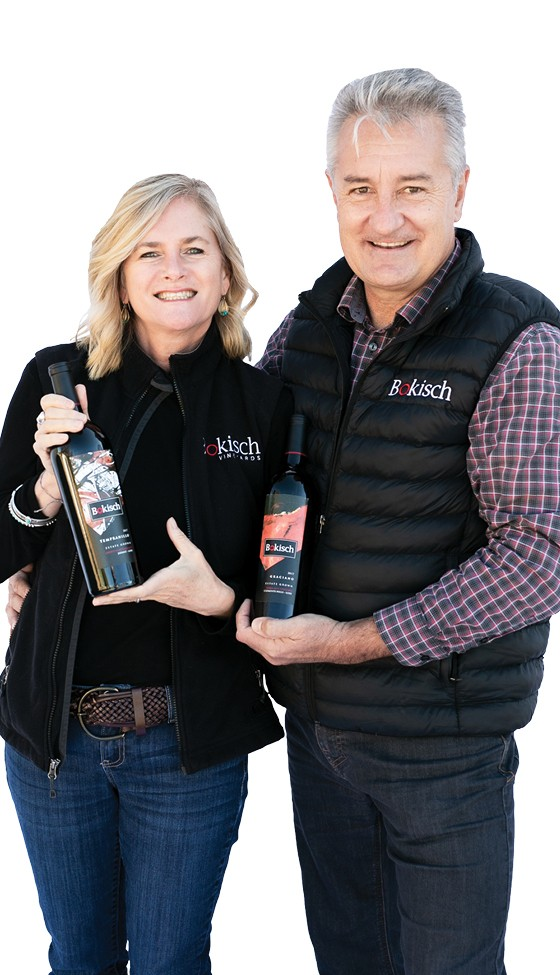 Liz and Markus Bokisch