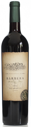 2015 Sorelle Winery Barbera