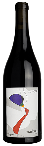 2016 Markus Wine Co. blue Red Blend