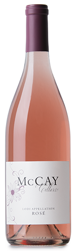 2014 McCay Cellars Rose