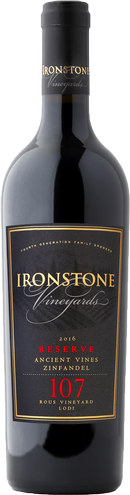 2016 Ironstone Vineyards