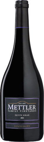 2014 Mettler Family Vineyards Petite Sirah