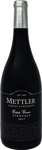 2017 Mettler Family Vineyards Pinotage
