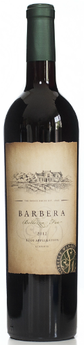 2015 Sorelle Winery Barbera Image