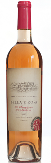 2014 Sorelle Winery Bella E Rosa