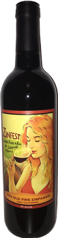 2017 Zinfest Wine '15 Commemorative