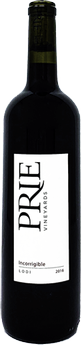 2016 Prie Vineyards