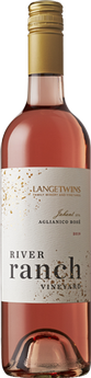 2019 LangeTwins Family Vineyards Aglianico Rose