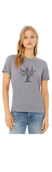 PRE-ORDER: Old Vine Women's T-Shirt - Storm Blue