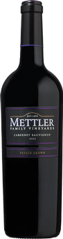 2015 Mettler Family Vineyards Cabernet Sauvignon Image