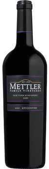 2015 Mettler Family Vineyards Zinfandel