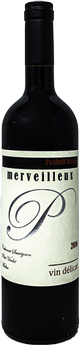 2016 Paskett Vineyards & Winery Merveilleux Bordeaux Blend