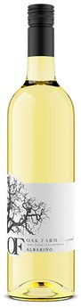 2018 Oak Farm Vineyards Albariño