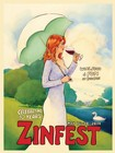 2014 ZinFest Commemorative Poster