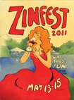 2011 ZinFest Commemorative Poster