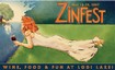 2007 ZinFest Commemorative Poster