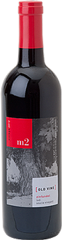 2014 m2 Old Vine Zinfandel Soucie Vineyard